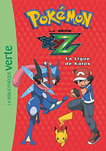 POKÉMON : LA LIGUE DE KALOS